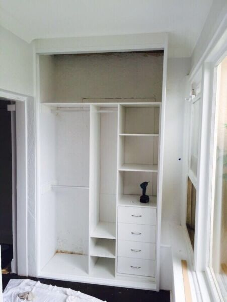 Special built in wardrobe up to 2400mm fully installed sydney special built in wardrobe up to 2400mm fully installed sydney wardrobes gumtree australia liverpool area warwick farm 1010777174 solutioingenieria Gallery