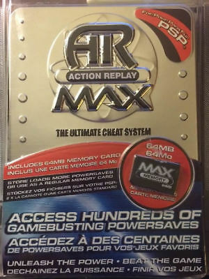 Psp Action Replay Intec  New