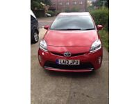 TOYOTA PRIUS 2013 MODEL VERY LOW MILEAGE FOR SALE +++++