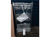 Chrome Heated towel warmer