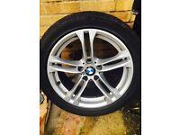 Alloys wheels 18 inch bmw 5 series