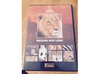 National geographic animal DVDs