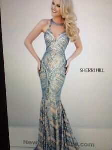 Sherri Hill Evening Gown