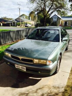 1995 Mitsubishi Magna Sedan Naracoorte Naracoorte Area Preview