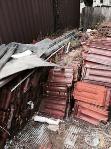 Free terracotta roof tiles Liverpool Liverpool Area Preview