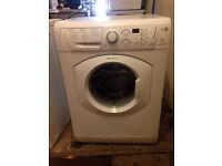 7KG Digital Hotpoint Aquarius+ WMF740 Washing Machine (Fully Working & 4 Month Warranty)