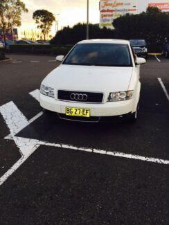 2002 Audi A4 Carlton Kogarah Area Preview