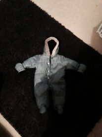 Next baby all in one suit age up to 1 month