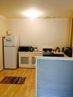 One bedroom apartment is available for rent in Norwood area