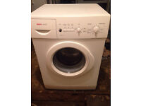 Bosch Exclusiv Maxx Washing Machine Fully Working with 4 Month Warranty