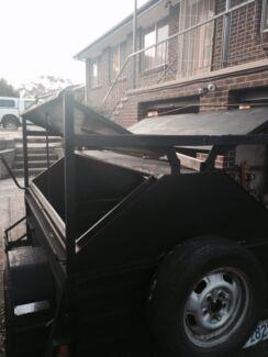 Tradesman trailer 6x4 Spence Belconnen Area Preview