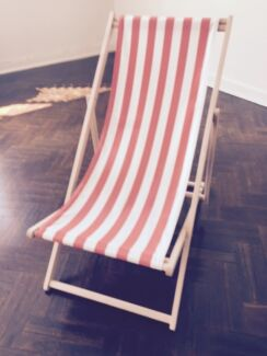 Deck chair Darling Point Eastern Suburbs Preview