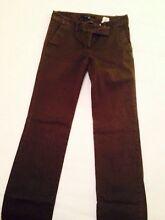 Zara full length pant, mocha brown New Lambton Newcastle Area Preview