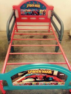 Kids bed Spider-Man  Browns Plains Logan Area Preview