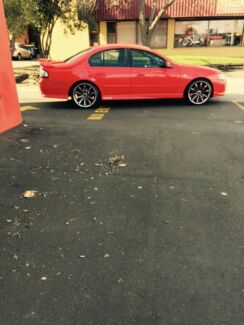 Ford falcon Xr6 sporty good looking car  Melbourne CBD Melbourne City Preview