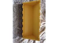 Yellow Digger shelf