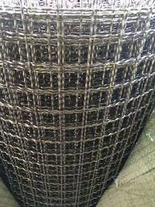 stainless steel mesh Dry Creek Salisbury Area Preview