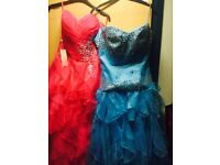 Wedding and Prom Dresses size 6-10