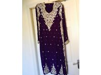 **Womens Asian Wedding Suit**