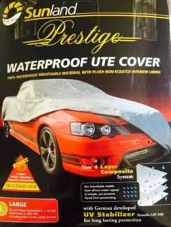 Ford ute car cover. Fits falcon S, xr6, xr8, Holden S, SS, SSZ Springwood Logan Area Preview