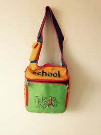 BUSQUETS Funky school bag ( for tall or older child or fun loving adult !!! )