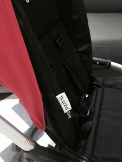 Bugaboo Bee Plus with limited edition Coral Canopy Mardi Wyong Area Preview