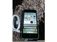 Apple iPhone 5c 32gb Blue UNLOCKED