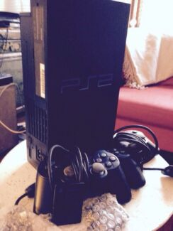 PlayStation2 console plus 11 games Double Bay Eastern Suburbs Preview