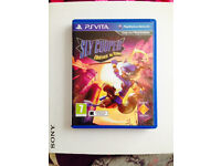 Sly Cooper Thieves in Time (Play station vista)