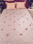 Purple bed throw Dianella Stirling Area Preview