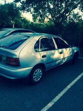 1997 Toyota Corolla hatchback Coomera Gold Coast North Preview