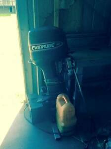 35hp evinrude outboard / boat motor Armidale Armidale City Preview