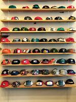 Deadstock Snapback hats
