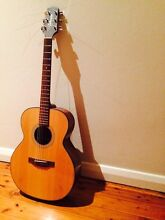 Acoustic guitar Freshwater Manly Area Preview