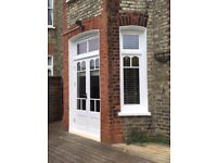 High quality timber windows and doors