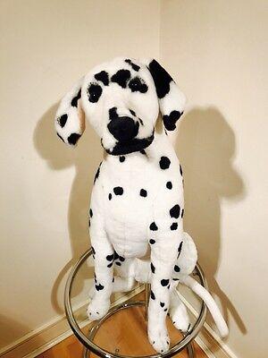 """Plush Dalmatian by Melissa & Doug 32"""" x 16"""""""