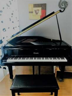 Excellent Essex Grand Piano (4 years new) by Steinway & Sons