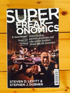 SuperFreakonomics  Vaucluse Eastern Suburbs Preview