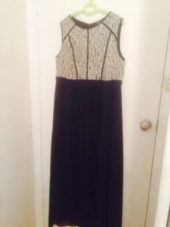 Evening Dress Size 22 Prairiewood Fairfield Area Preview