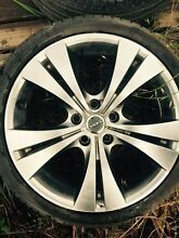 19'' roh vapour rims and tyres Houghton Adelaide Hills Preview