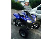 Kfx 700 road legal race quad kx/kxf/yz/ltr/ltz/banshee/trx