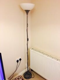 Tall lamp, selling due to redecorating