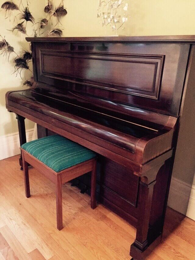 Murdo mckillop piano free in lochwinnoch renfrewshire for How much space does a baby grand piano need