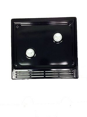 51360 ATWOOD STOVE TOP REPLACEMENT 2 BURNER RANGE SEALED SIDE LATCHING