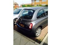 Nissan Micra 1.2 P12 Tailgate In Grey Colour Breaking For Parts (2003)