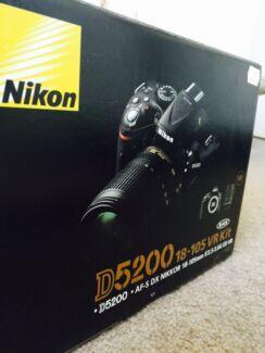 UNUSED NIKON D5200 camera Wacol Brisbane South West Preview