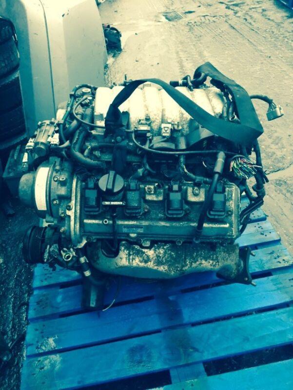 4.0 V8 1UZ-FE VVT Engine from 1998 S Reg (face lift) Lexus LS400 90K Miles
