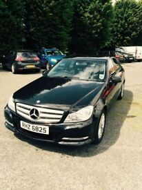 2013 Mercedes - Benz C-Class C220 CDI BlueEFFICIENCY Executive SE 4dr