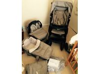* Graco Bear and Friends Travel System - Mega Set up *