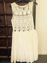 Alice McCall White Dress Hamilton Brisbane North East Preview